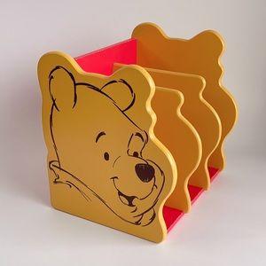 Disney Winnie the Pooh Wooden Shelf
